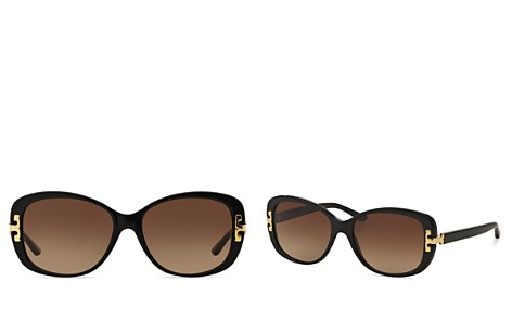 Tory Burch Oversized Square Sunglasses, 56mm - Bloomingdale's_2