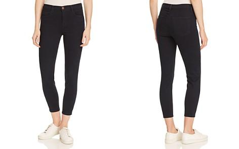 J Brand Alana Cropped Skinny Jeans in Bluebird - Bloomingdale's_2