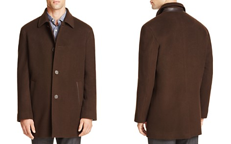 Cole Haan Wool Cashmere Topper Coat - Bloomingdale's_2