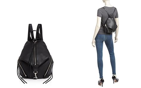 Rebecca Minkoff Julian Medium Leather Backpack - Bloomingdale's_2
