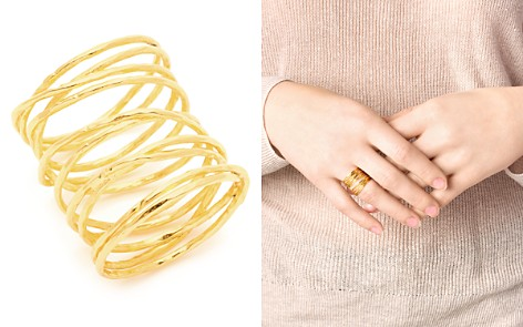 Gorjana Lola Crisscross Wire Ring - Bloomingdale's_2