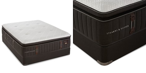 Stearns & Foster Reserve No. 3 Luxury Firm Euro Pillow Top Mattress Collection - Bloomingdale's_2