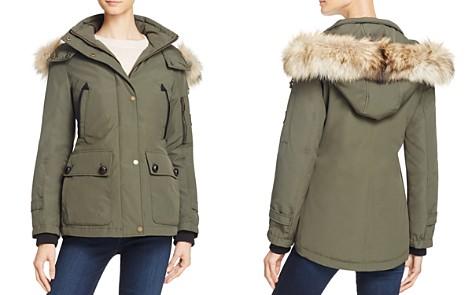 Pendleton Bachelor Fur Trim Down Coat - Bloomingdale's_2