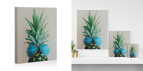 "DENY Pineapple in Paradise Canvas, 8"" x 10"" - Bloomingdale's_2"