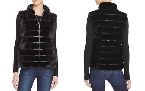 Maximilian Furs Mink Fur Vest - Bloomingdale's_2