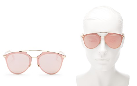 Dior Women's Prism Mirrored Brow Bar Sunglasses, 63mm - Bloomingdale's_2