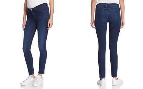 J Brand Mama J Skinny Maternity Jeans in Fleeting - Bloomingdale's_2