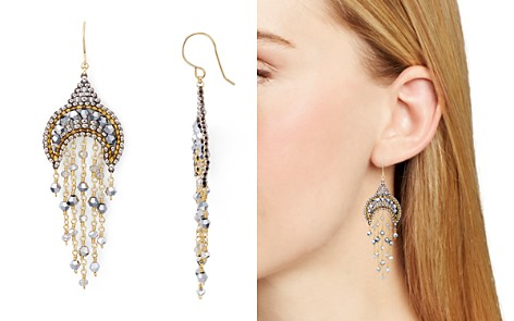 Miguel Ases Beaded Dangle Drop Earrings - Bloomingdale's_2