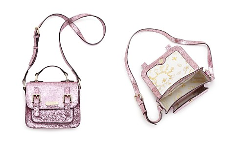 kate spade new york Girls' Glitter Scout Crossbody Bag - Bloomingdale's_2