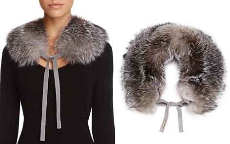 Burberry Fox Fur Collar - Bloomingdale's_2