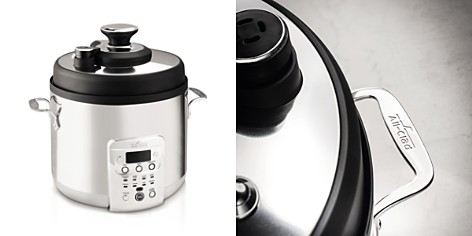 All-Clad Electric Pressure Cooker with Nonstick Ceramic Pot - Bloomingdale's_2