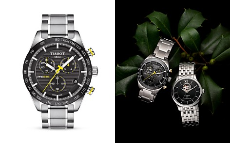 Tissot PRS 516 Chronograph, 42mm - Bloomingdale's_2
