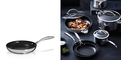"Scanpan CTP Mirror Polished Stainless Steel 10.25"" Fry Pan - 100% Exclusive - Bloomingdale's_2"