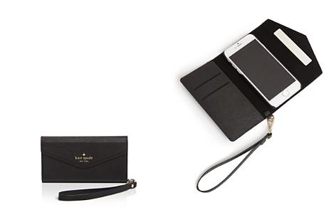 kate spade new york Envelope iPhone 7/8 Wristlet - Bloomingdale's_2