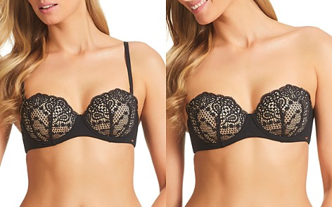 Fine Lines Silhouette Strapless Convertible Bra - Bloomingdale's_2
