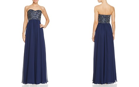 Strapless Dresses - Bloomingdale\'s