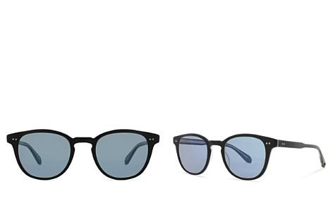GARRETT LEIGHT McKinley Round Sunglasses, 45mm - Bloomingdale's_2