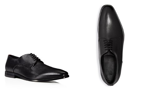 BOSS Men's Highline Embossed Derby Plain Toe Oxfords - 100% Exclusive - Bloomingdale's_2