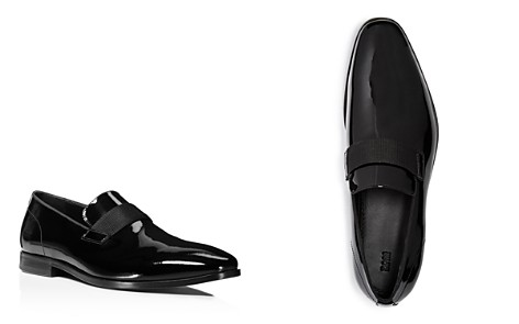 BOSS Men's Highline Patent Leather Loafers - 100% Exclusive - Bloomingdale's_2