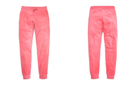 Juicy Couture Black Label Girls' Microterry Jogger Pants - Big Kid - Bloomingdale's_2