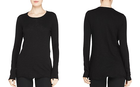 ATM Anthony Thomas Melillo Destroyed Long-Sleeve Tee - Bloomingdale's_2
