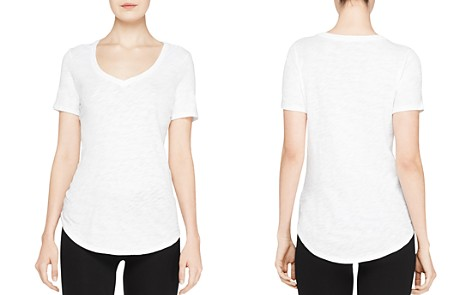 ATM Anthony Thomas Melillo Short Sleeve V-Neck Tee - Bloomingdale's_2