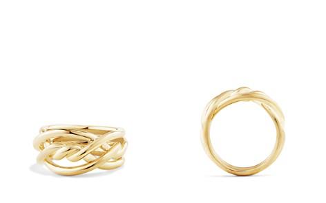 David Yurman Continuance Ring in 18K Gold, 11.5mm - Bloomingdale's_2