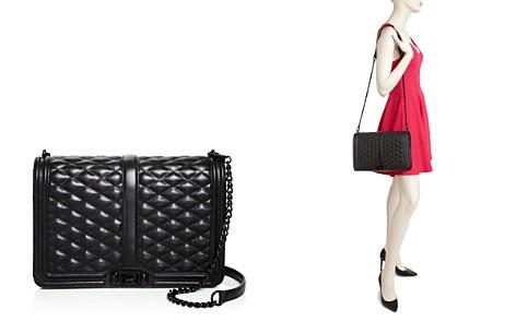 Rebecca Minkoff Love Jumbo Leather Shoulder Bag - Bloomingdale's_2