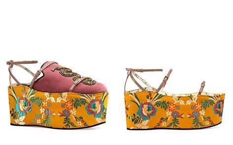 Gucci Elaisa 3-in-1 Platform Shoes - Bloomingdale's_2
