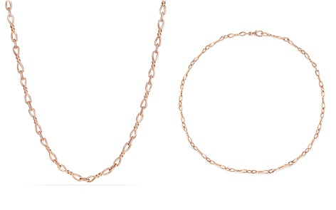 David Yurman Continuance Necklace in 18K Rose Gold - Bloomingdale's_2