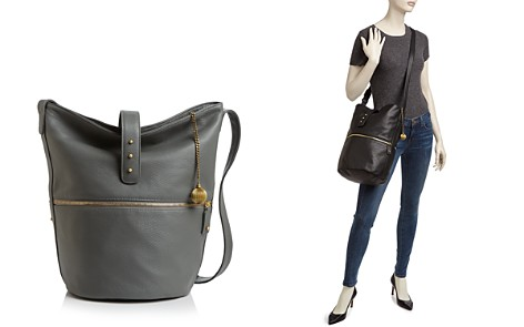 SJP by Sarah Jessica Parker Traveler Leather Bucket Bag - Bloomingdale's_2