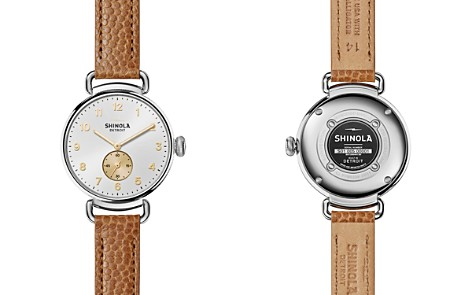 Shinola The Canfield Watch, 38mm - Bloomingdale's_2