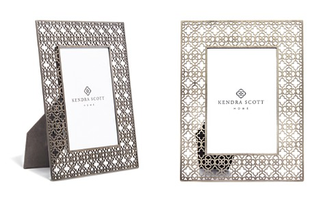 "Kendra Scott Filigree Photo Frame, 4"" x 6"" - Bloomingdale's_2"