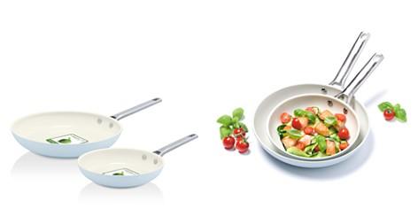 "GreenPan Padova 8"" and 10"" Ceramic Non-Stick Open Fry Pan Set - Bloomingdale's_2"