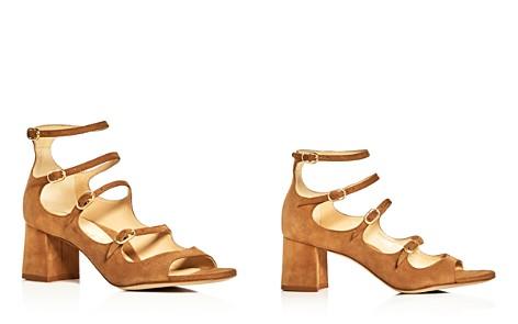 MARION PARKE Women's Bernadette Suede Strappy Mary Jane Block-Heel Sandals - Bloomingdale's_2