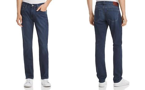 PAIGE Federal Slim Fit Jeans in Wayne - Bloomingdale's_2
