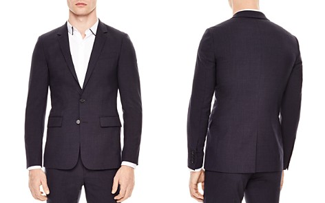 Sandro Micro Slim Fit Sport Coat - Bloomingdale's_2