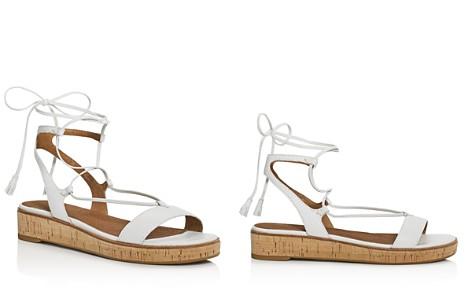 Frye Miranda Leather Gladiator Wedge Sandals - Bloomingdale's_2