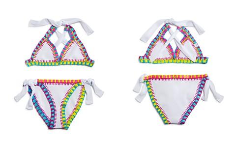 PilyQ Girls' Crochet 2-Piece Swimsuit - Little Kid, Big Kid - Bloomingdale's_2