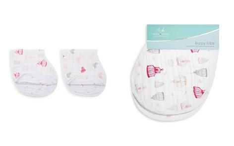 Aden and Anais Infant Girls' Lovebird Burpy Bibs, 2 Pack - Bloomingdale's_2