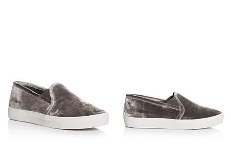 Joie Huxley Velvet Slip-On Sneakers - Bloomingdale's_2