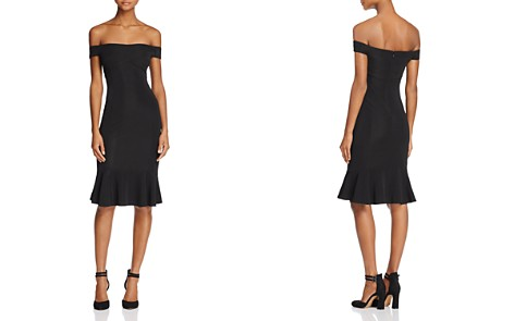JS Collections Off-the-Shoulder Dress - Bloomingdale's_2