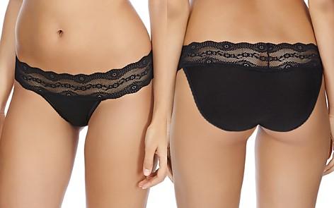 b.tempt'd by Wacoal b.adorable Bikini - Bloomingdale's_2