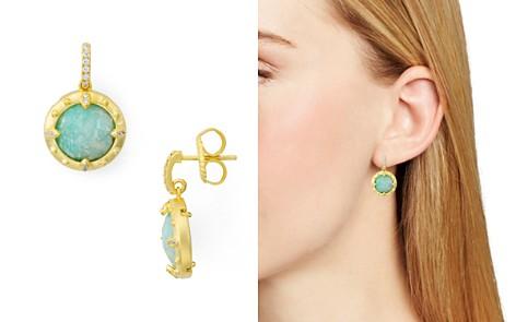 Freida Rothman Amazonian Allure Drop Earrings - Bloomingdale's_2