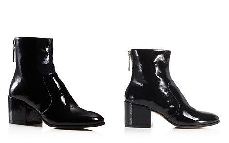 Dolce Vita Matteo Patent Leather Booties - 100% Exclusive - Bloomingdale's_2