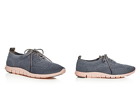 Cole Haan ZeroGrand Stitchlite Knit Lace Up Oxford Sneakers - Bloomingdale's_2