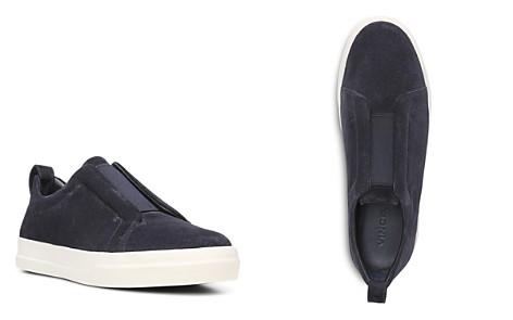 Vince Conway Suede Slip-On Sneakers - Bloomingdale's_2