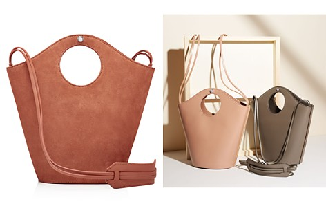 Elizabeth and James Market Small Suede and Leather Tote - Bloomingdale's_2