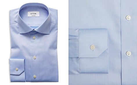 Eton of Sweden Signature Twill Regular Fit Dress Shirt - Bloomingdale's_2