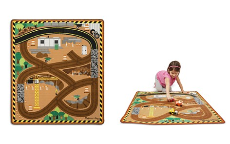 Melissa & Doug Construction Truck Rug - Ages 3+ - Bloomingdale's_2